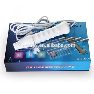 high frequency electrotherapy pimples and face black spot remover