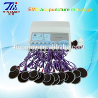 EMS musclestimulation electro acupuncture massager