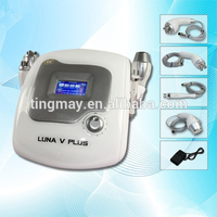 Best Skin Tightening RF Salon Weight Loss Machine Cavitation Multipolar RF