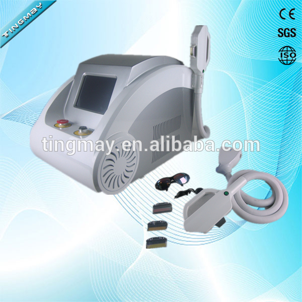 Painless opt laser Ipl Hair Removal Machine IPL SHR Laser