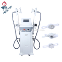 2019 CE approval cryotherapy machine / rf cavitation combination / cryo fat freezing slimming machine