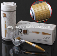 Microneedle derma roller skin care machine