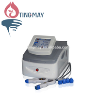 Portable 10MHZ fractional rf facial wrinkle removal beauty machine