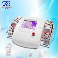 lipo laser slimming machine 14 pads with CE/best lipo laser machine for sale