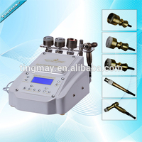 Professional cryo/bio/radio frequency face lift electrotherapy mesotherapy machine