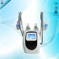 Portable cavitation rf lipo laser criolipolisis equipment fat freezing cryolipolysis cool body sculpting machine