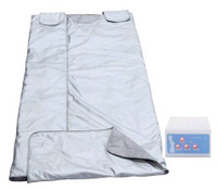 2019 Hot selling far infrared slimming sauna blanket/ slimming heating blanket tm-4049