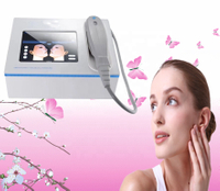 Portable mini hifu machine for anti aging and body slimming
