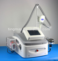 Laser Cavitation RF Cryolipolysis Machine Reshape Slim No Side Effects