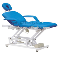 Electric beauty massage bed