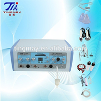 Mini high frequency ultrasonic galvanic facial machine for salon