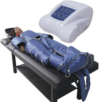 Slimming suit infrared heating pressotherapy electro stimulation machine
