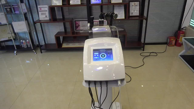 Portable monopolar rf device/cet ret rf machine for weight loss and skin tightening