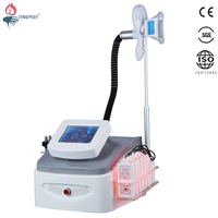 2018 Hot Best quality latest vacuum cryo lipolysis rf cavitation lipolaser slimming machine