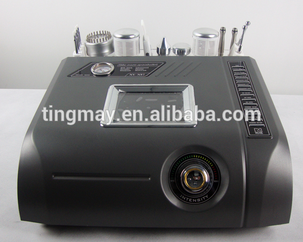 Professional 7 in 1 diamond dermabrasion machine/diamond micro dermabrasion TM-NV97