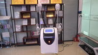 Cryotherapy cavitation rf body slimming machine fat freezing weight loss machine