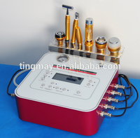 7 in 1 home use facial care beauty device/Eyes care/face lift/vacuum/Dermabrasion