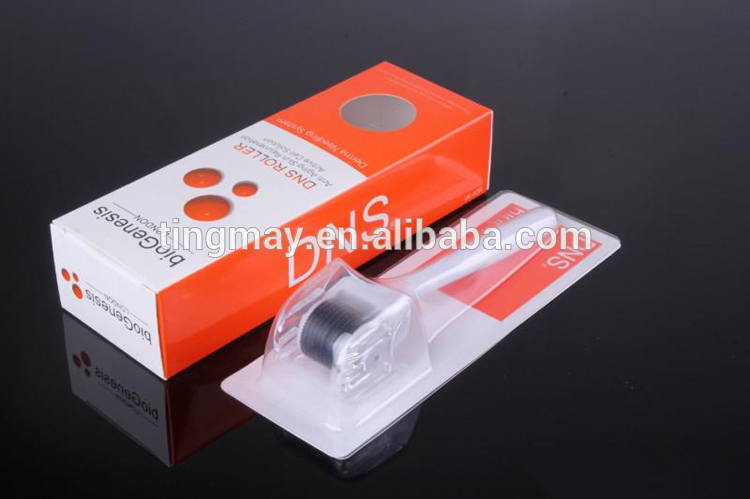 CE New type DNS540 derma roller for face,microneedle derma rollers