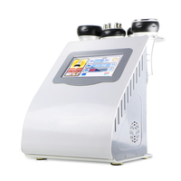 Professional ultrasonic Cavitation RF vacuum slimming machines portable