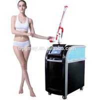 High Power ! 755nm q switch Picolaser tattoo removal machine TM-P010