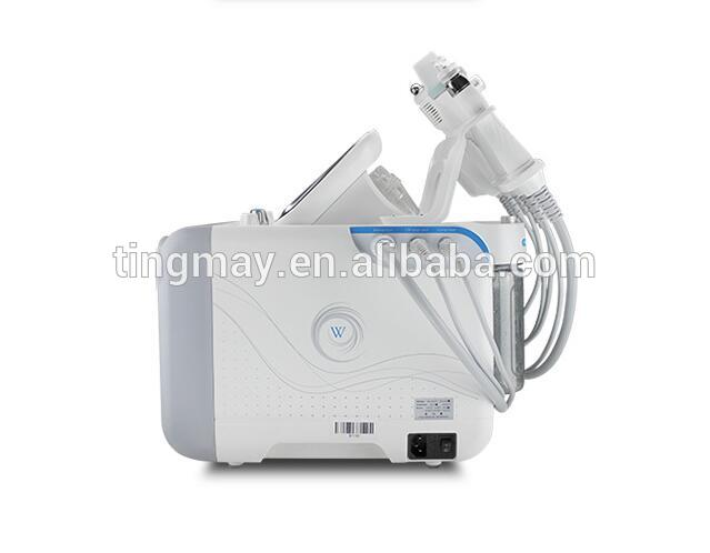 Hot product H2O2 wate oxygen jet peel hydro dermabrasion machine 2019