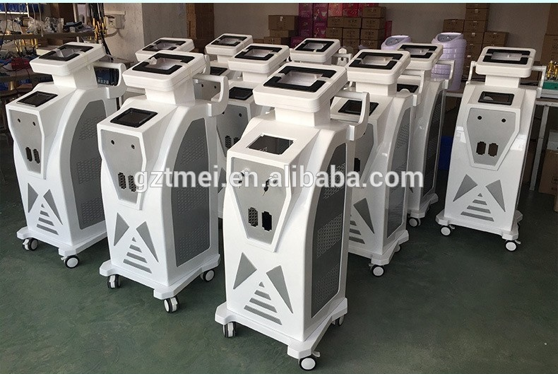 3 in 1Multifunction Beauty Machine Opt Shr Elight Ipl Rf Nd Yag Laser For Tattoo Removal Hair Removal