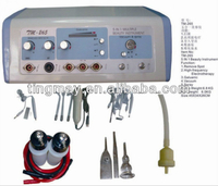 5 in 1 galvanic high frequency multifunction facial care machine