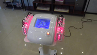 2018 Hot New technology lipolaser 650nm fat burning weight loss machine for body slimming