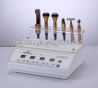 Face massager electrical stimulation face lift machine