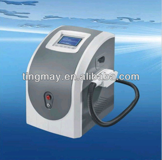 Professional ipl hair removal machine Button control