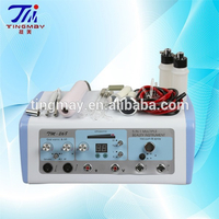 galvanic, high frequency, vacuum spray, ultrasonic beauty machine in China