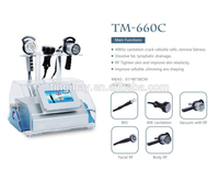 Ultrasonic liposuction cavitation slimming machine/liposuction cavitation body vacuum rf for sale