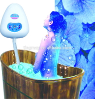 2018 Hot micro bubble bath machine for expelling toxin