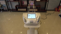 2 cartridges Vmax hifu face lift anti-wrinkle ultrasound machine