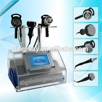 Hot mini portable 5 in 1 cavitation rf machine