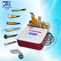 Professional meso electroporation needle free mesotherapy device diamond microdermabrasion machine