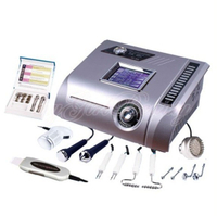 Salon use diamond microdermabrasion machine 8 in 1 skin energy activation Instrument