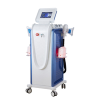 New product lipolaser cryolipolysis machine/vacuum cavitation system/rf skin tightening machine