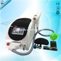 laser tattoo removal/laser skin rejuvenation/laser hair removal machine