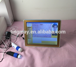 Salon Magic Mirror High Definition Skin and Hair Analyzer