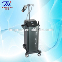 Oxygen water jet machine for beauty facial