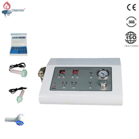 Diamond Microdermabrasion machine ultrasonic face lift Cold and Hot Hammer