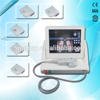 Medical Hifu 5 Heads Facial Lifting Machine