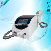 HOT!Mini Portable Nd Yag Laser/Tattoo removal/Q Switch nd yag laser