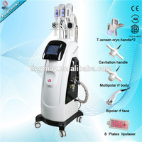 4 in 1 cavitation Lipolaser RF fat freeze body slimming beauty machine