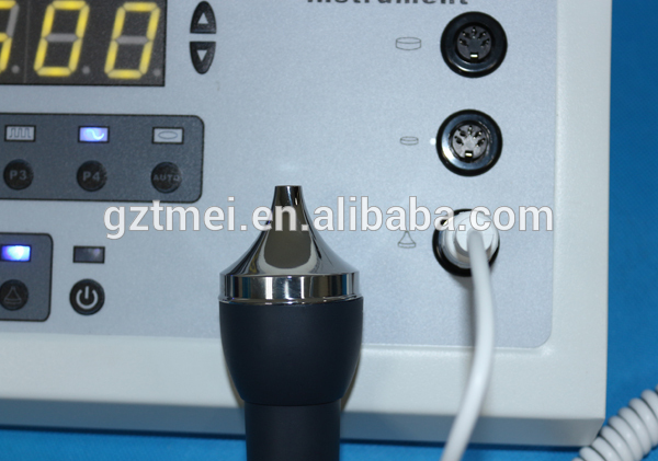 Portable 3MHz Ultrasonic face lift and massage machine