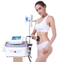 Fat freezing machine combine 1cryo+1cavitation+1RF+8lipolaser / cryotherapy machine