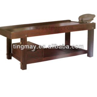 Wooden Beauty Bed Salon Device