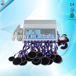 Weight loss physiotherapy electrotherapy equipment