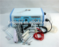 Ultrasonic+High Frequency Electrotherapy+Vacuum&Spray+Galvanic Face Lifting Beauty Machine